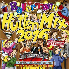 Ballermann Hütten Mix 2016